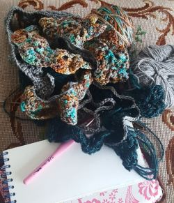 Yarn and Crochet